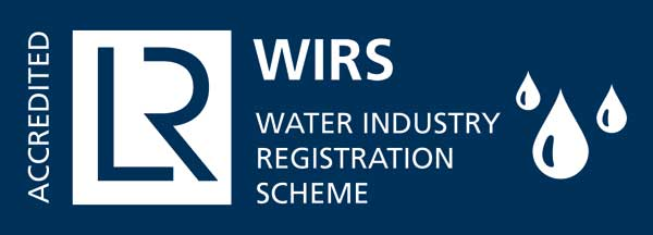 water services WIRS accredited